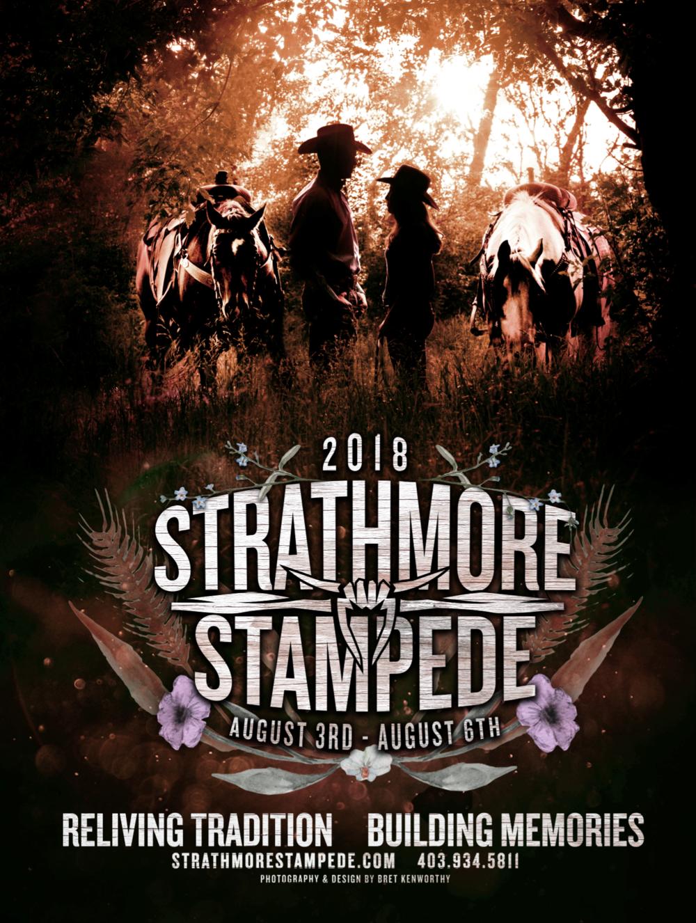 2018 Strathmore Stampede Poster.png
