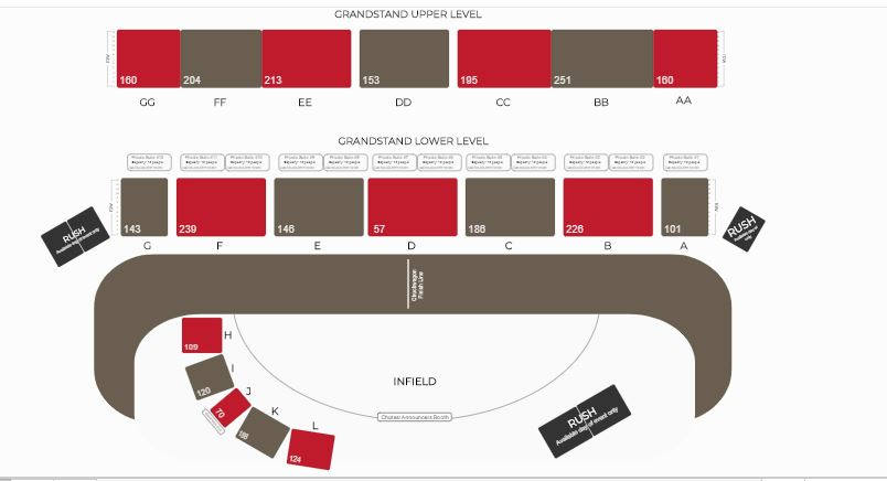 Strathmore Rodeo Seating Chart Brokeasshome Com