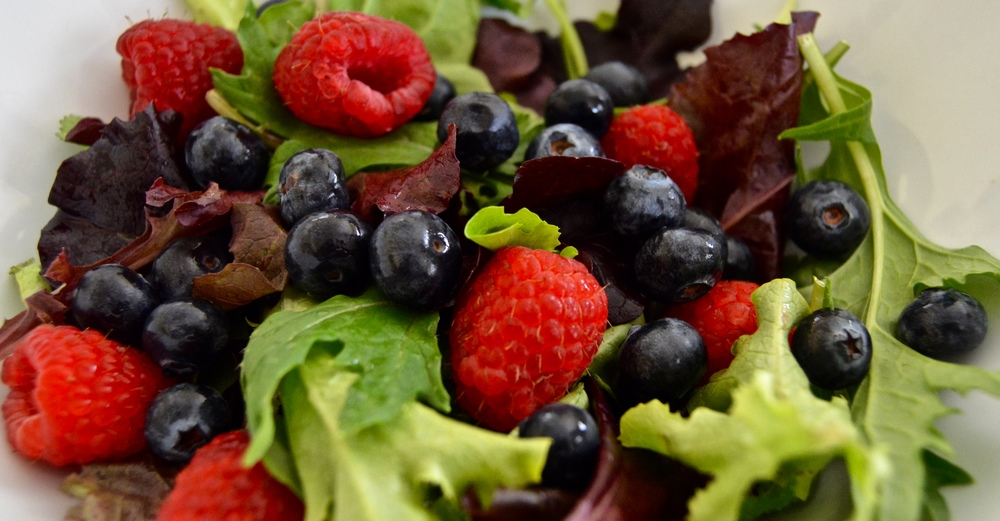Verry Berry Salad