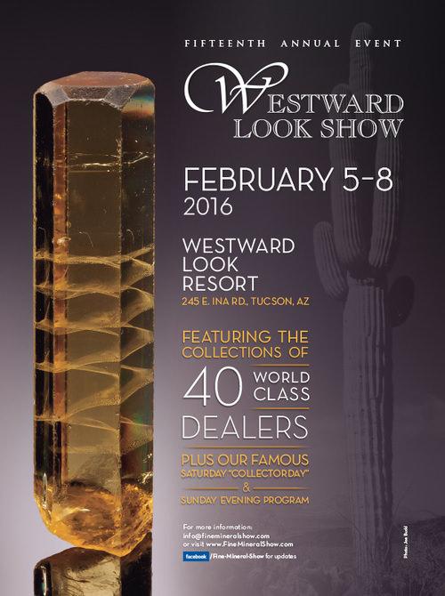 Westward Look poster