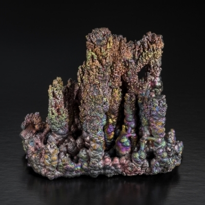 "Goethite ""Rainbow Castle"" from Spain"