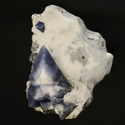 Benitoite from San Benito County, CA