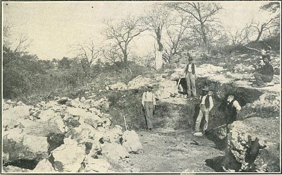 Tannenbaum Tourmaline Mine, Mesa Grande