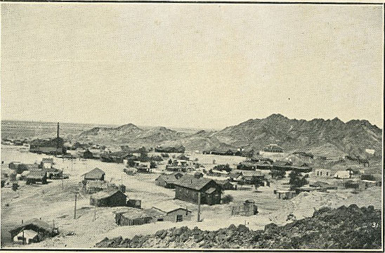 Hedges Mining Camp