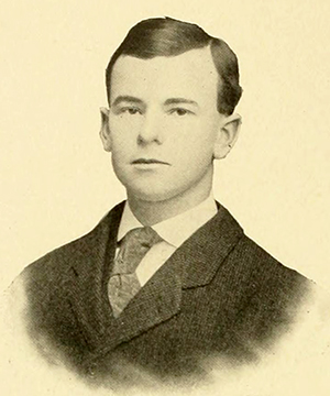 Joseph E. Pogue Jr. in 1906.