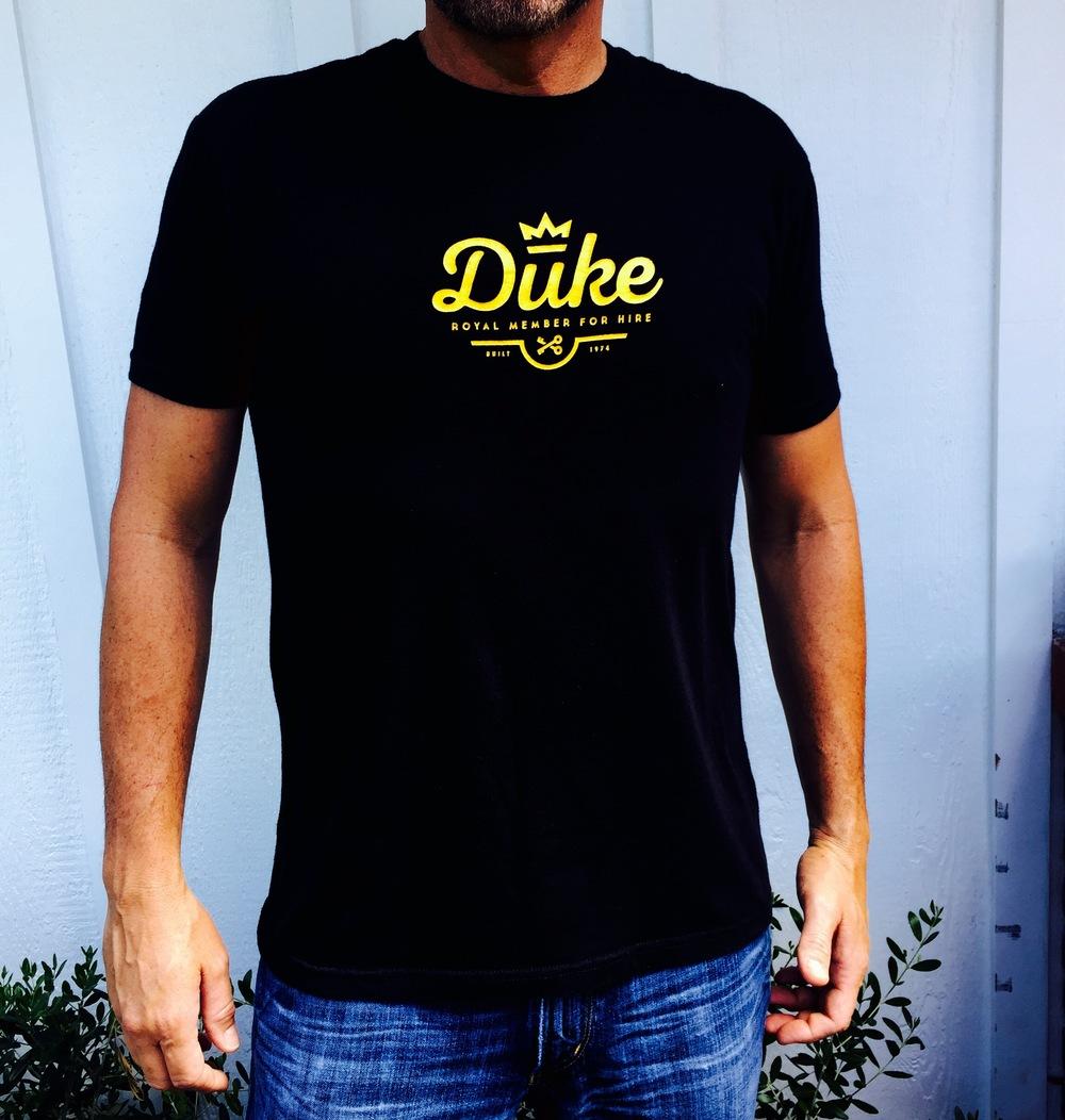 8338760e Men's Tri-Blend Next Level T-Shirt- Duke Logo — The Duke Truck