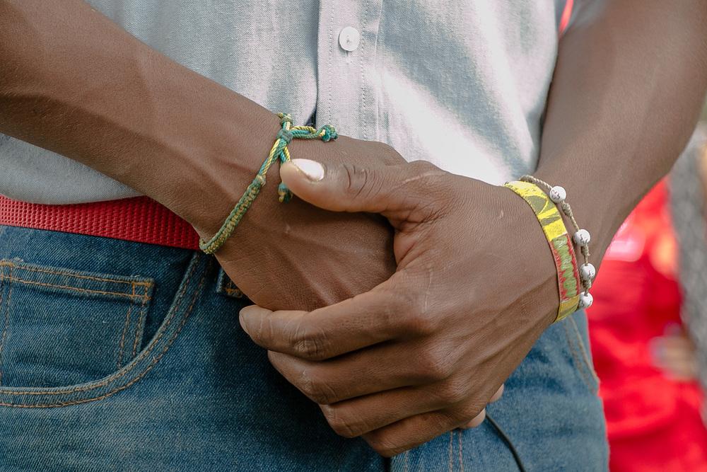 """""""Freddie"""", a demobilized FARC combatant"""