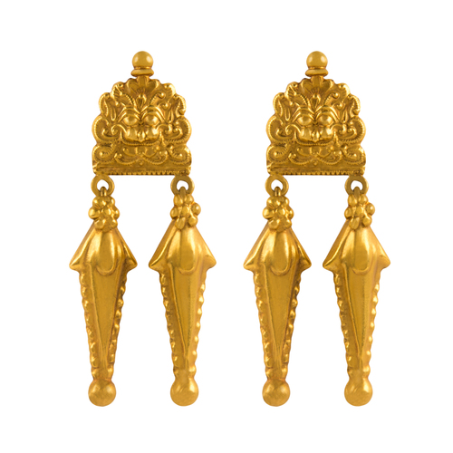 silver in collections online traditional eer flower by earrings amrapali your gold shop and chaand grande co indian square jhumkas balis enameled more adorn a usa