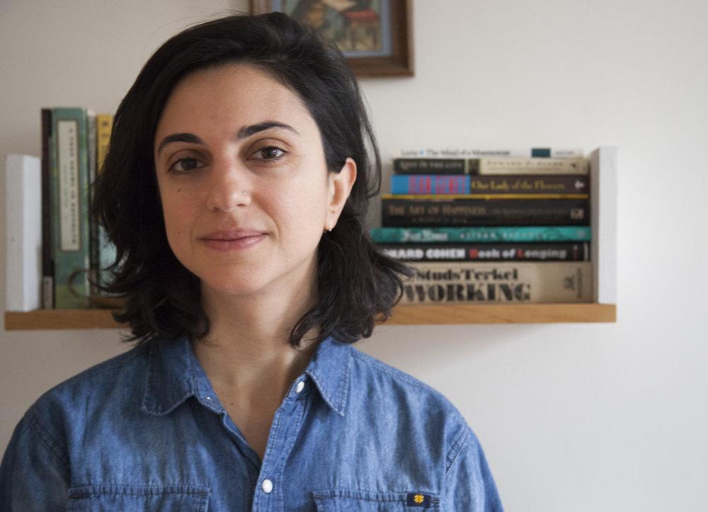 Mitra Bonshahi / Editor
