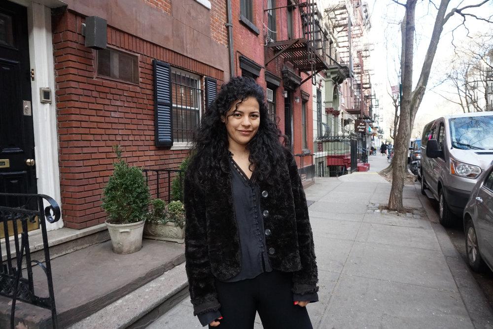 Andrea Cruz / Editor, Junior Editor