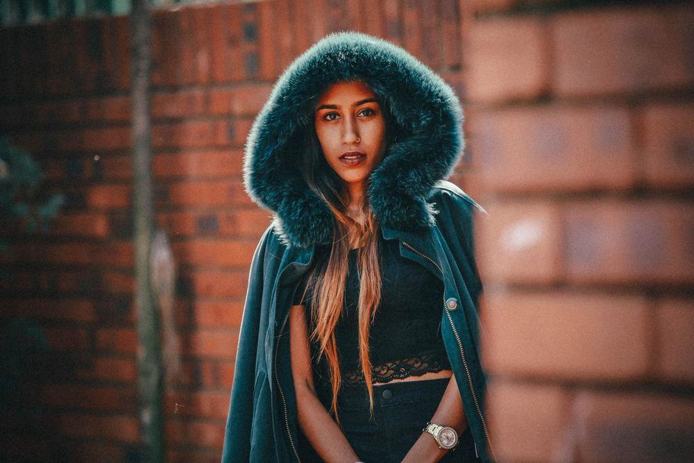 Model: Manisha Jogi. Clothing: SHEMO THE BRAND.