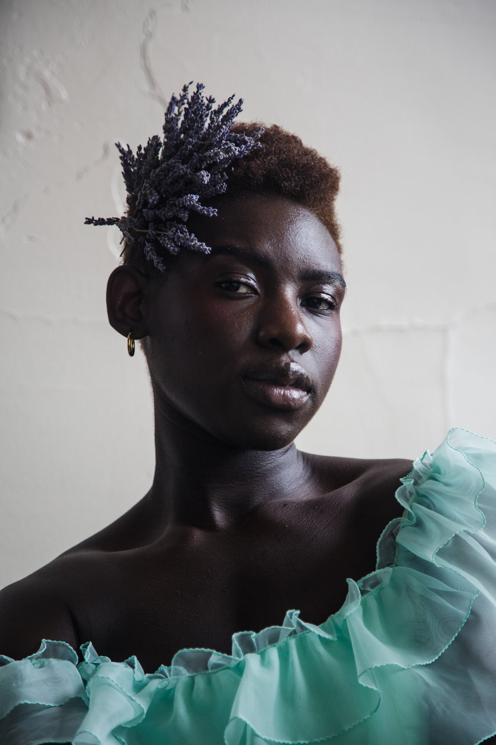 ayomide adeoti - captured by reece williams, styled by oré zaccheus