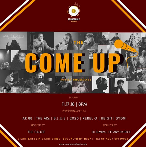 the come up: artist showcase - written by drew bosompem, photographed by chioma nwana