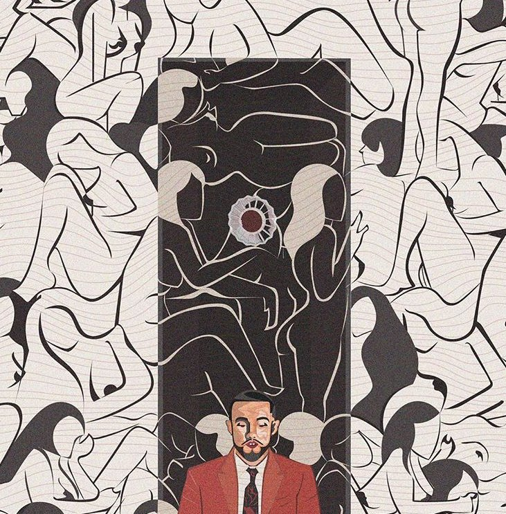 Artwork by  Hamda Wasarme .