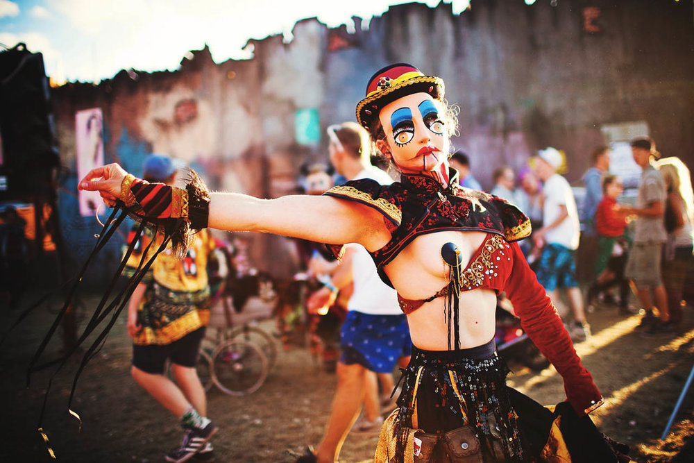 Boomtown Fair's 2016 headliners were Madness, Damien Marley and Leftfield.