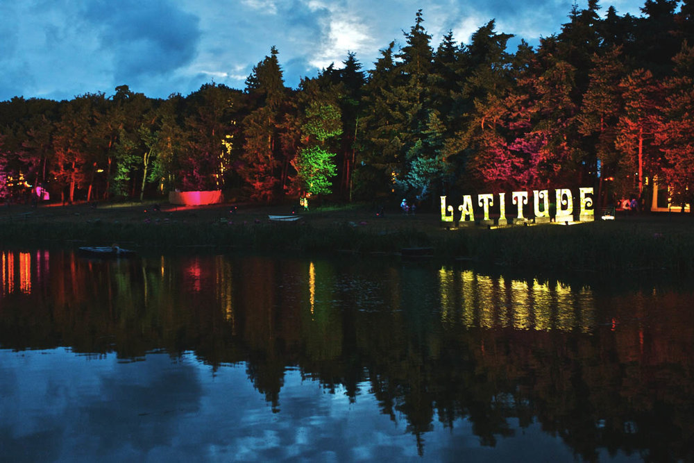 Latitude's 2016 headliners were The Maccabees, The National and New Order.