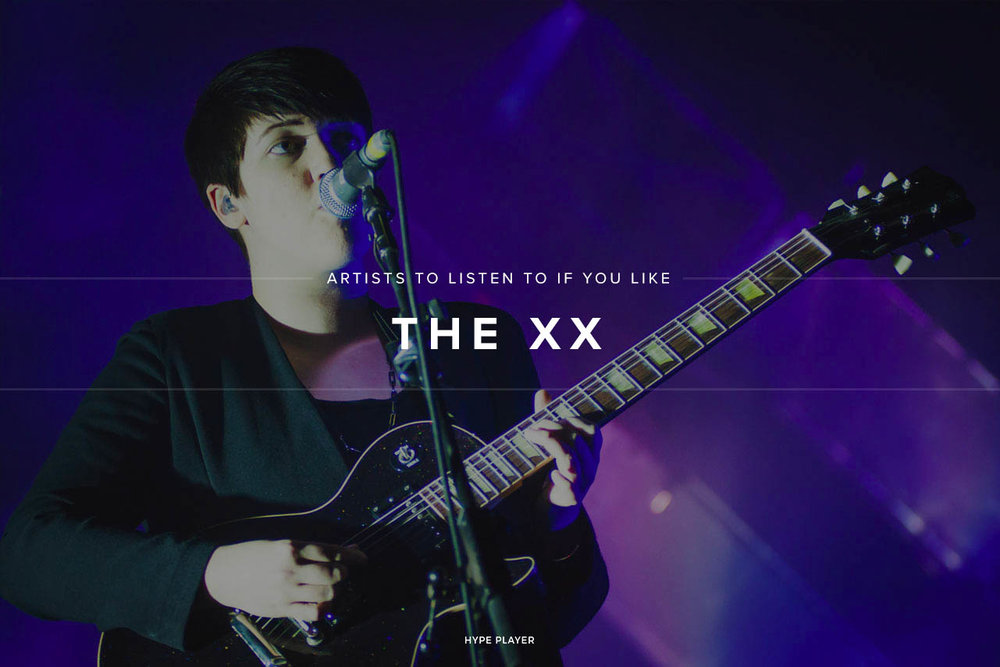 Artists similar to The xx