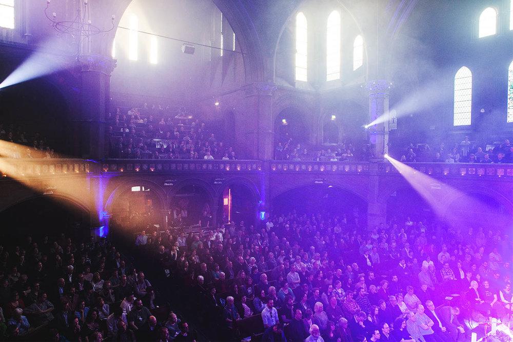 Union Chapel music venue London