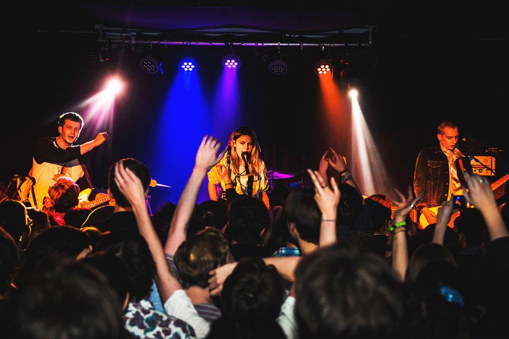 Nambucca music venue London
