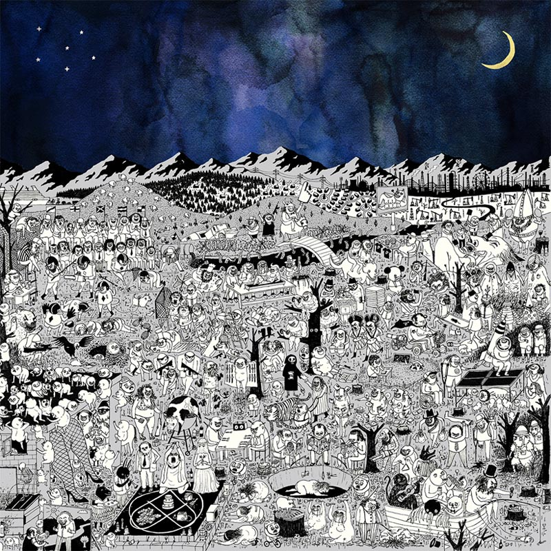 #6. PURE COMEDY - FATHER JOHN MISTY -