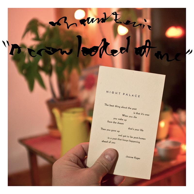 #2. A CROW LOOKED AT ME - MOUNT EERIE -