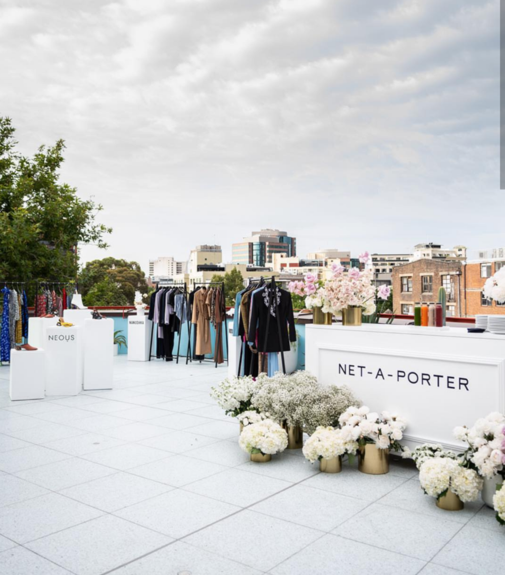 Net-A-Porter by MCM PR