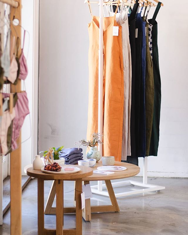 Corners of WIP Shop featuring our handcrafted timber wares for sale. Come visit us in store, we're here until Dec 20th, 10 am - 6 pm everyday. 507 Crown St, Surry Hills.