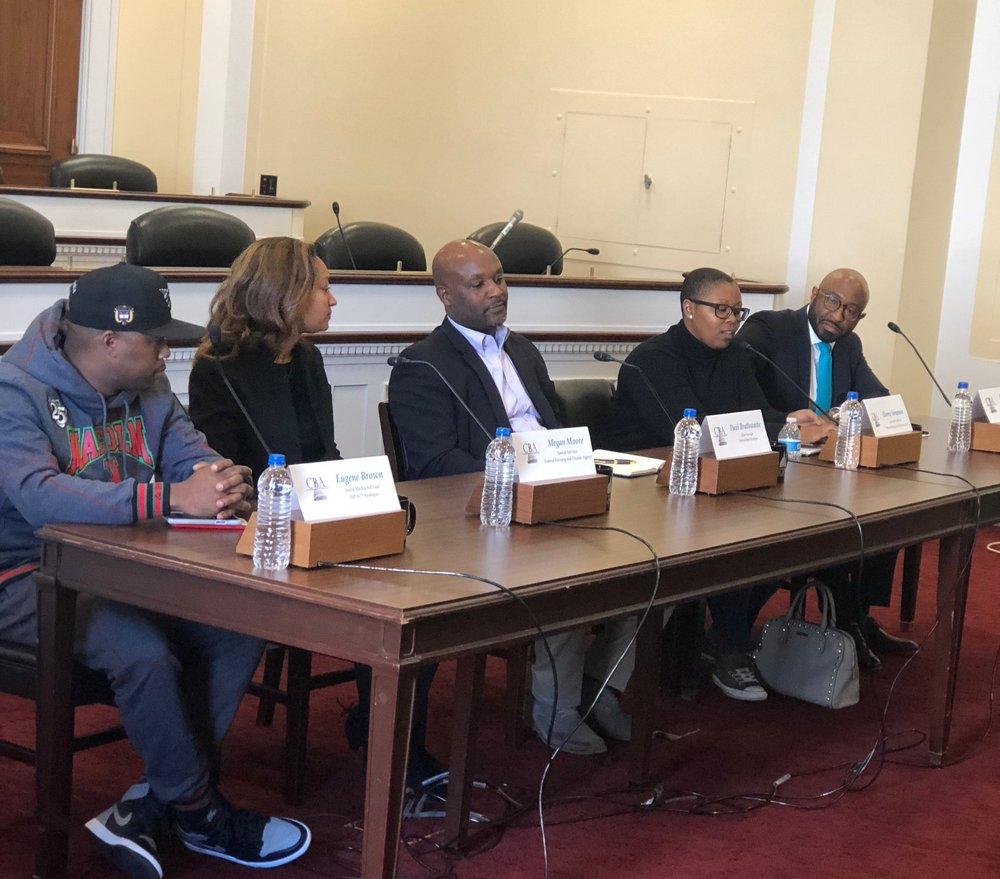 Current and former Capitol Hill Staffers share insight on building a career off Capitol Hill.