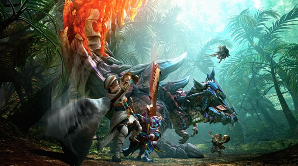 Monster Hunter Generations for 3DS