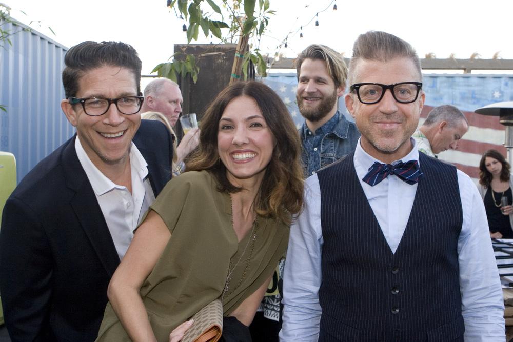 Paul Martin, Gina Page, Brett Rubbico