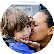 In January, Val, Mark and their three children had been homeless for three months.   READ MORE