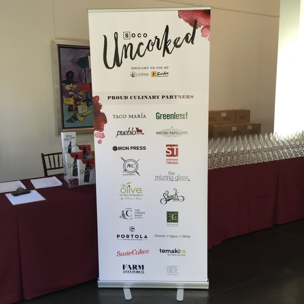 Project Hope Alliance at SOCO Uncorked 2016  (By PHA)