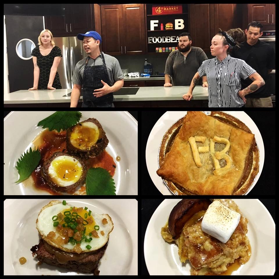 Foodbeast Family Dinner Vol. 1 (Courtesy Foodbeast)