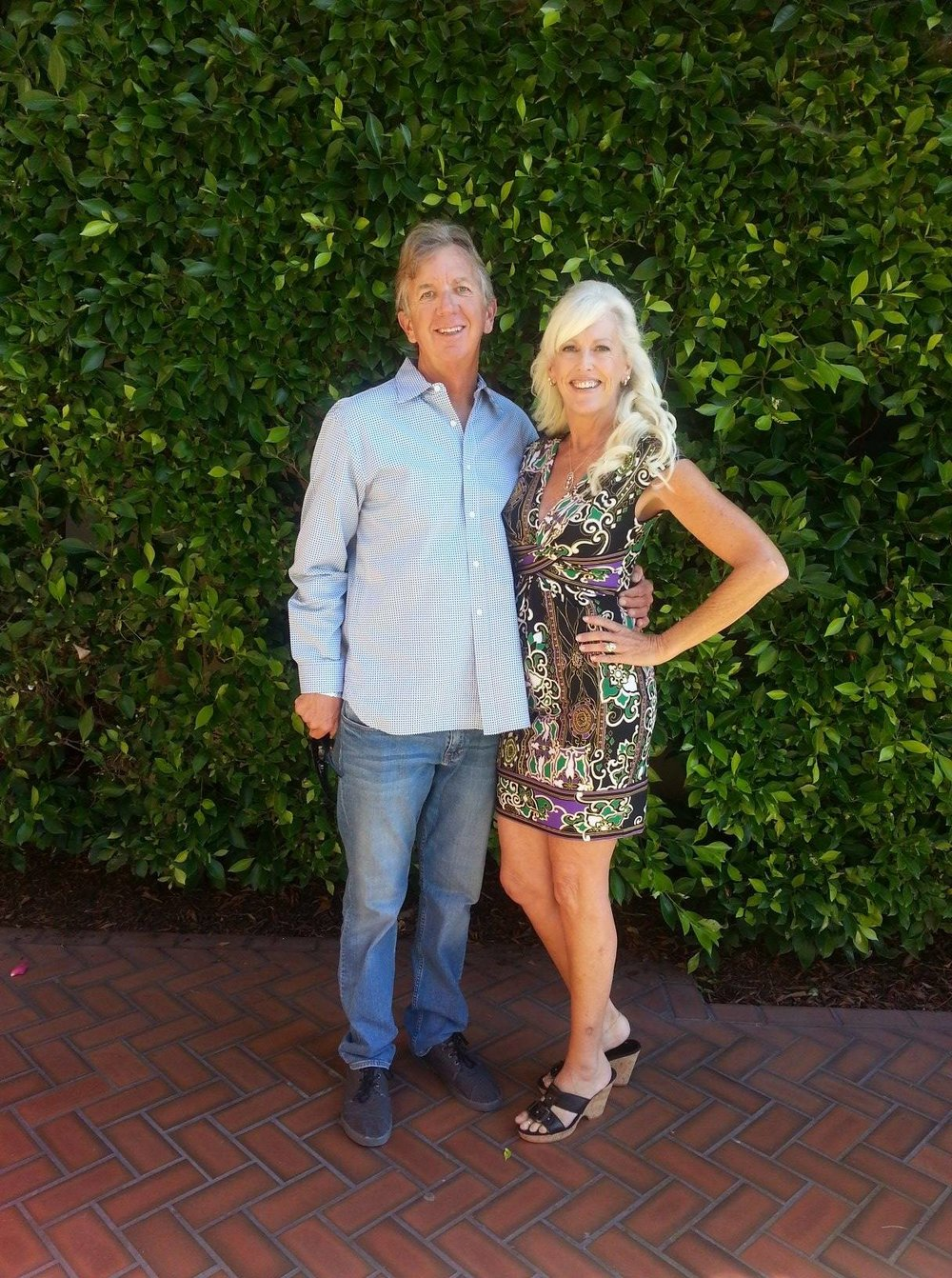 Glen and Dee Dee Chapman
