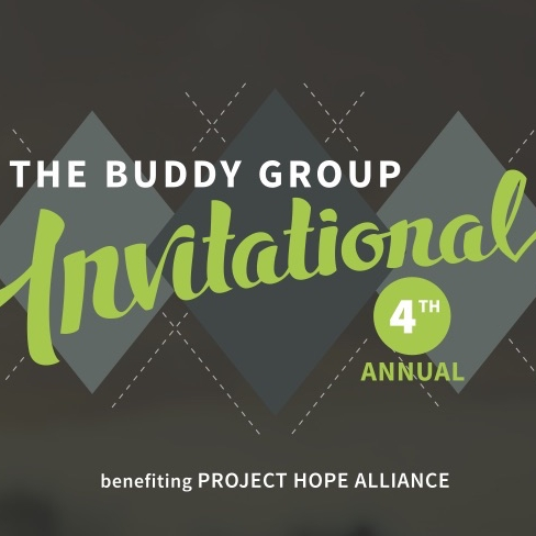 4TH ANNUAL BUDDY GROUP INVITATIONAL HOSTS RECORD-BREAKING FUNDRAISER FOR HOMELESS KIDS IN ORANGE COUNTY  (NOVEMBER 2016)