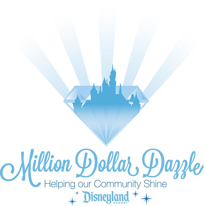 PROJECT HOPE ALLIANCE DAZZLED WITH $60,000 GRANT VIA DISNEYLAND RESORT'S MILLION DOLLAR DAZZLE GIVEAWAY (NOVEMBER 2015)
