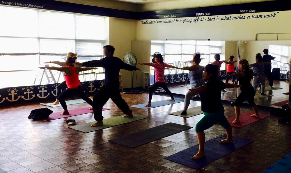 Promotor Pathway Program Saturday Yoga