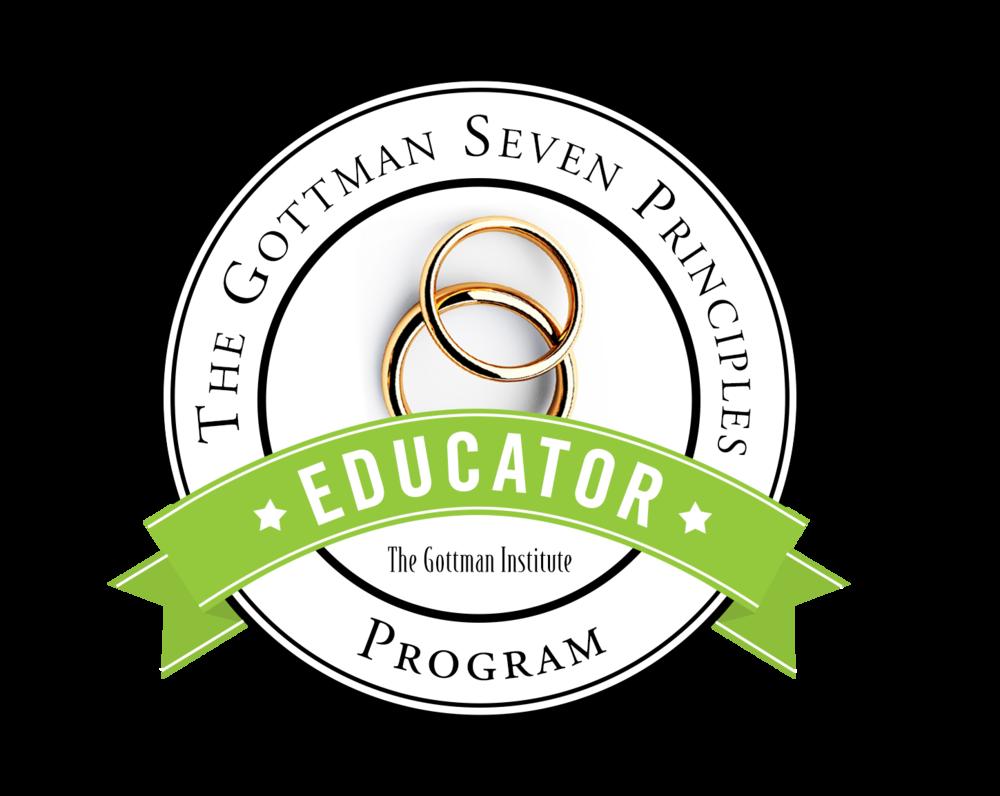 Tom Murray, PhD is a Gottman Seven Principles Educator