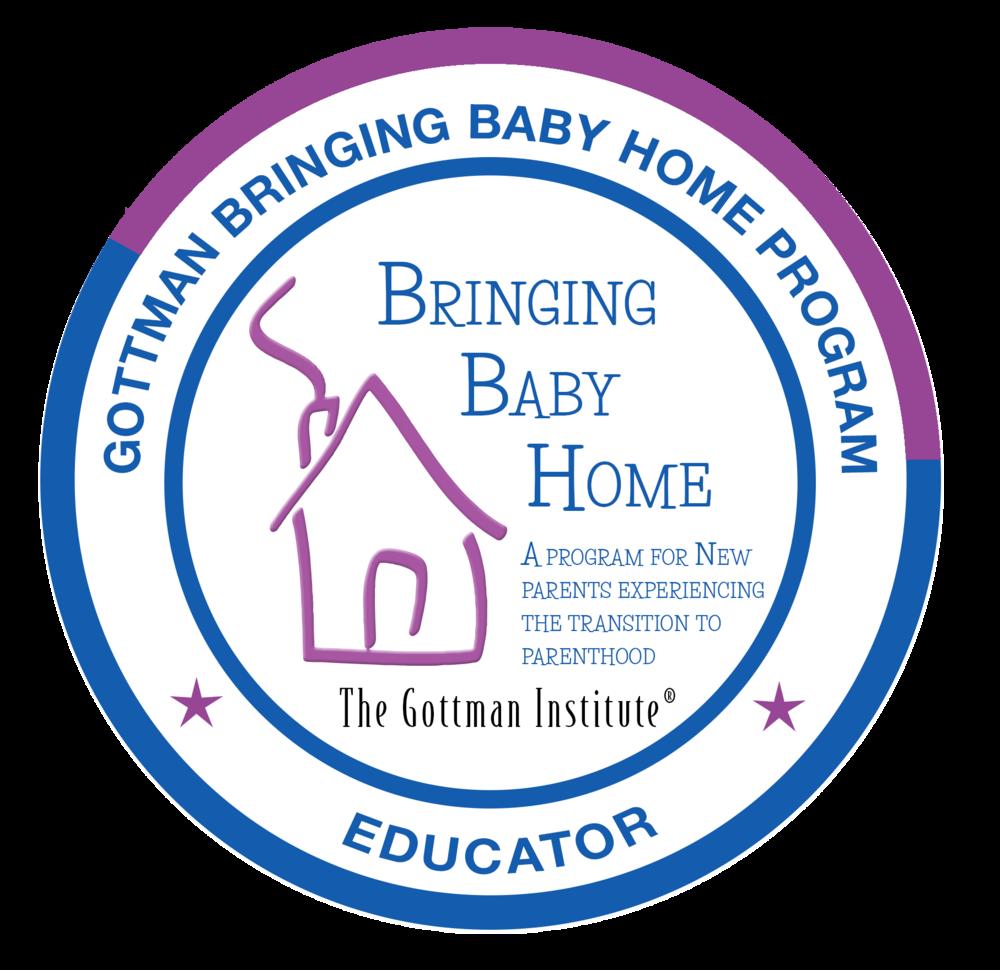 Dr. Tom Murray is a Gottman Bringing Baby Home Educator