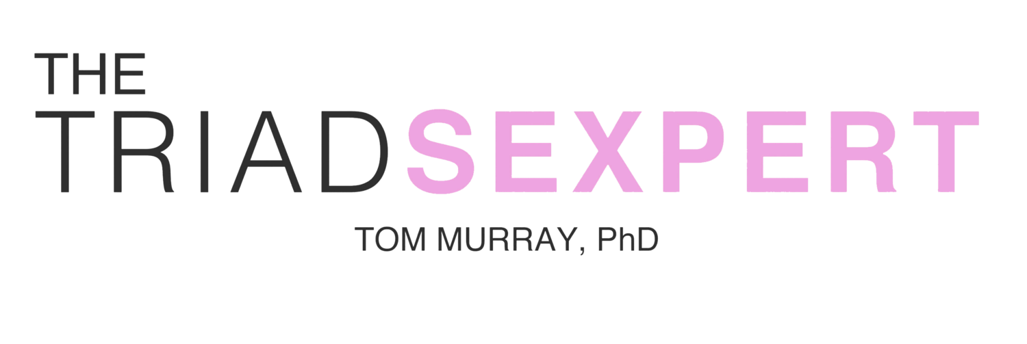 Dr. Tom Murray | Triad Sexpert | Greensboro Sex Therapist | Marriage Counselor