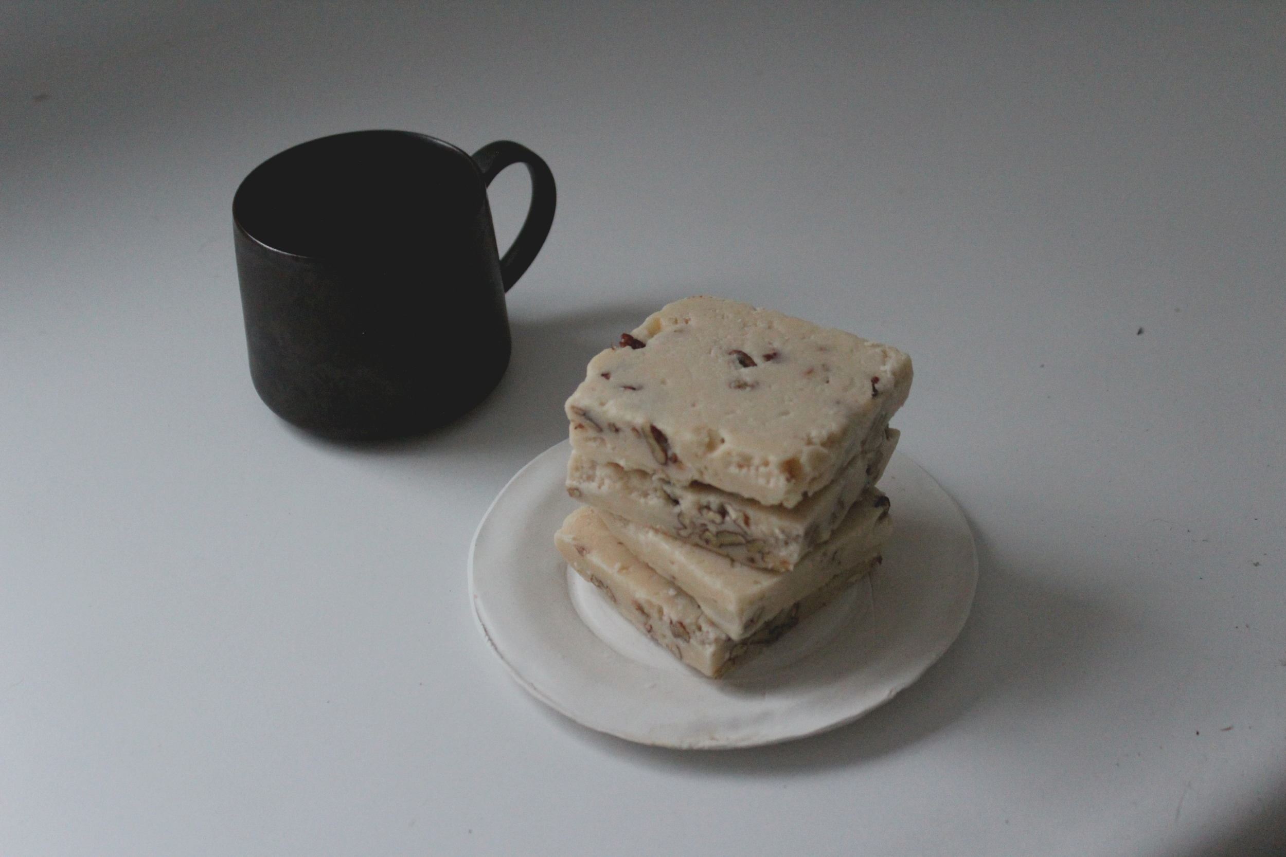 Pecan Buttermilk Fudge