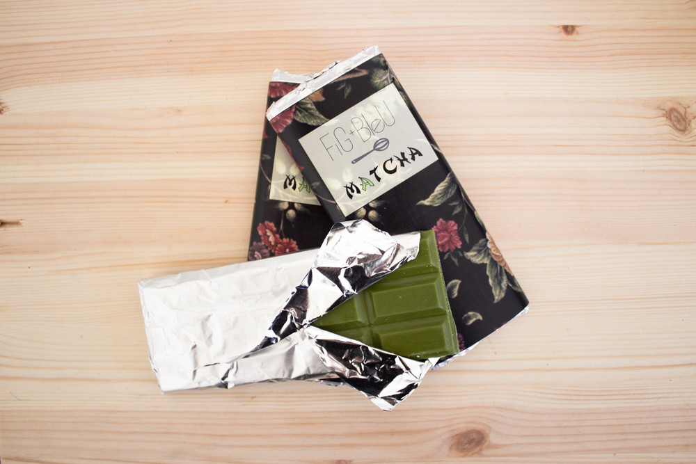 Matcha is probably my personal favorite.   Beau  and I are hockin' these like it's 2012