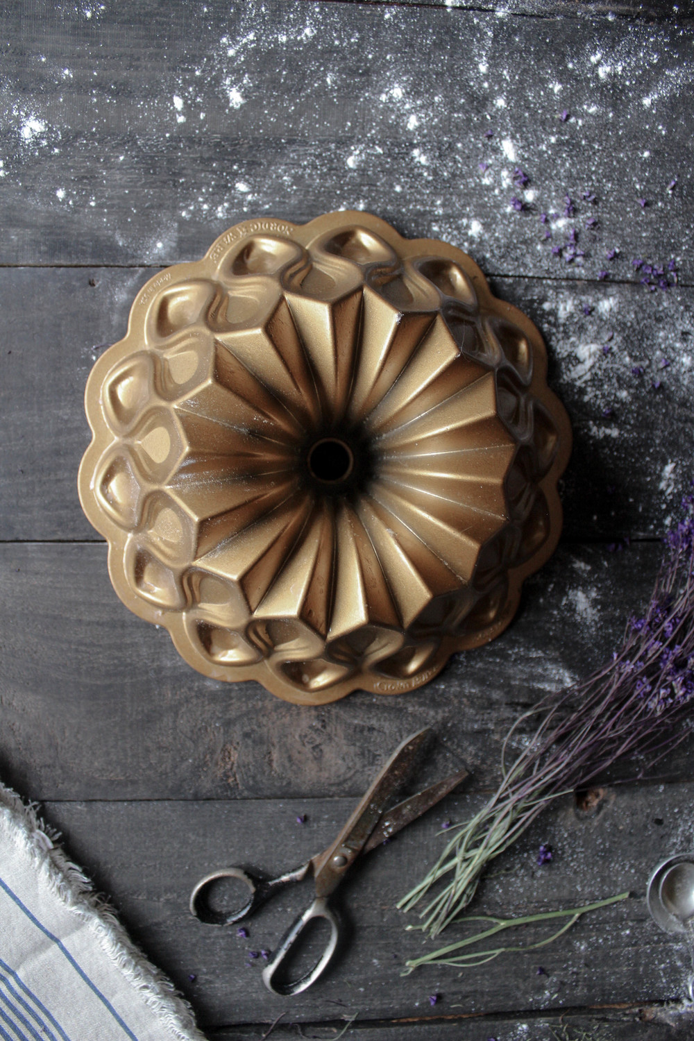 Nordic Ware's 70th Anniversary Crown Bundt