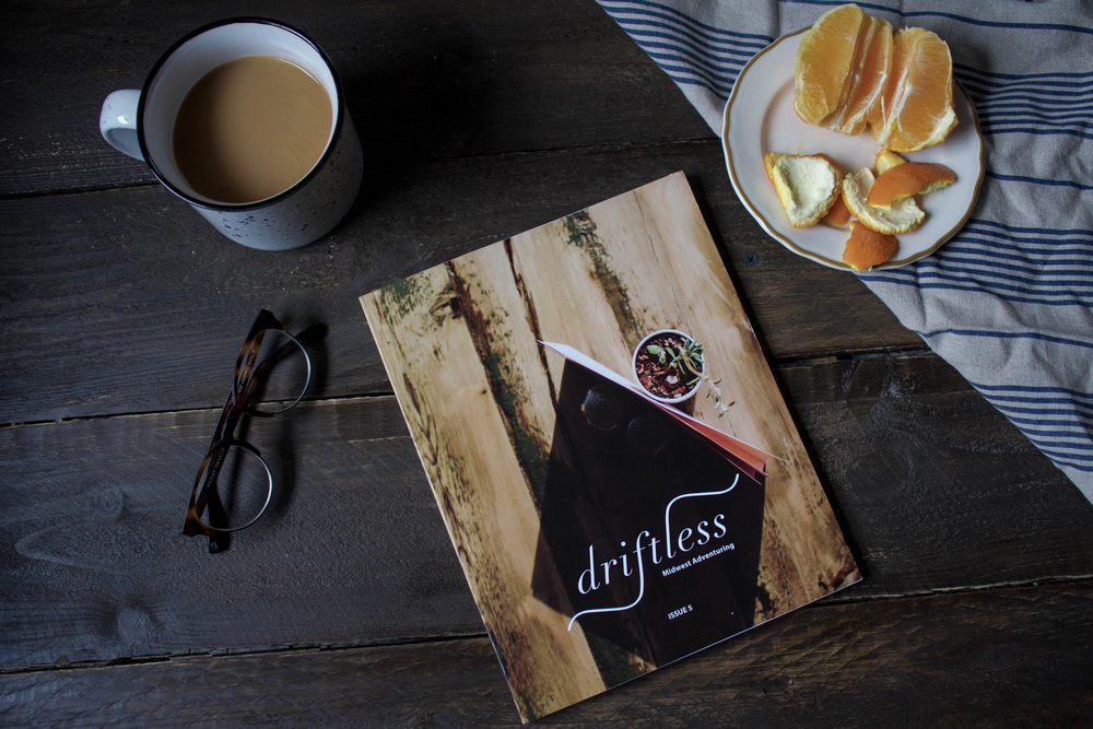 Driftless Magazine, Issue 5