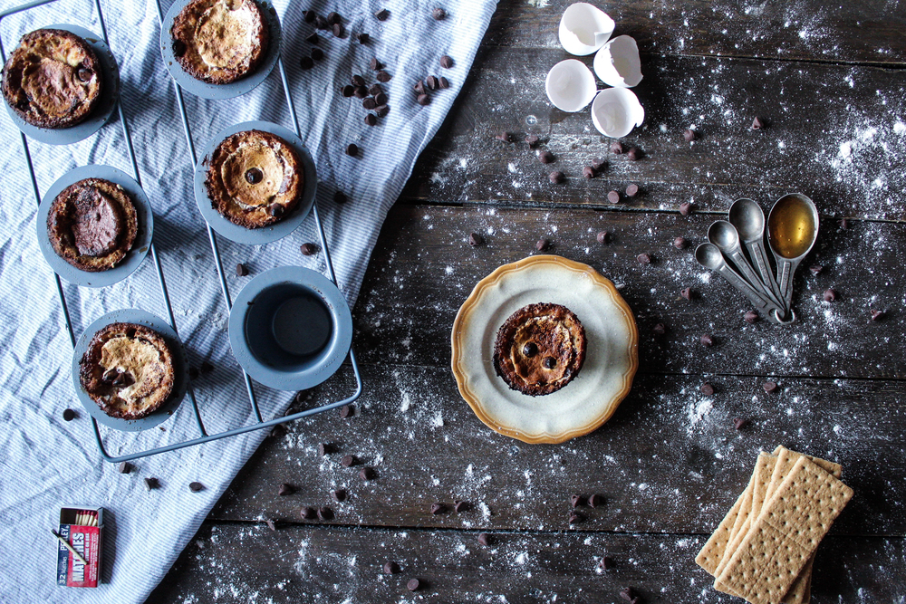 S'mores popovers