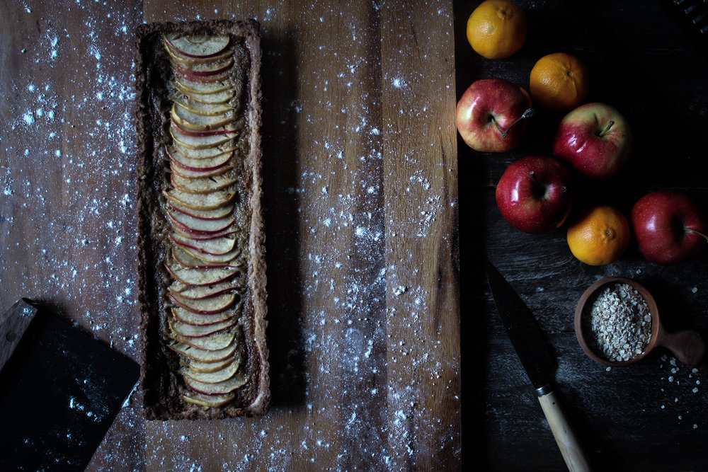 Simple Apple Tart