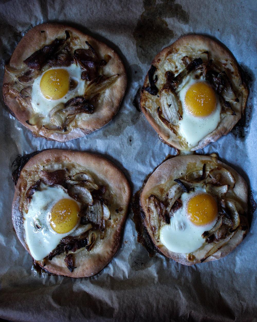 Breakfast Flammekueche