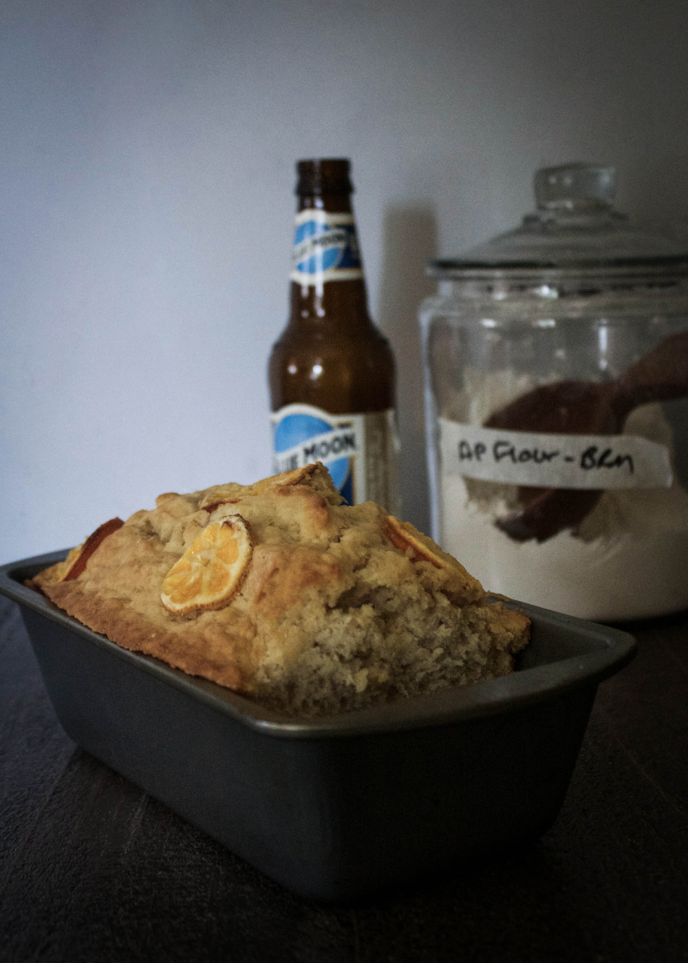 Blue Moon Beer Bread