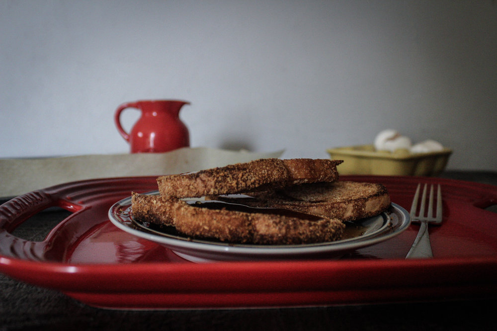 Panko French Toast