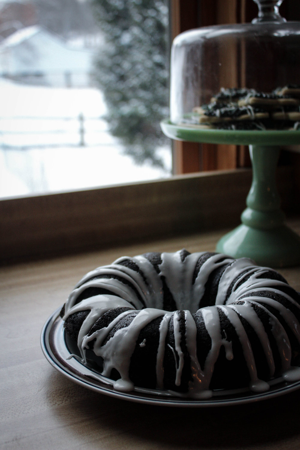 Nordic Ware: Chocolate Bundt Cake